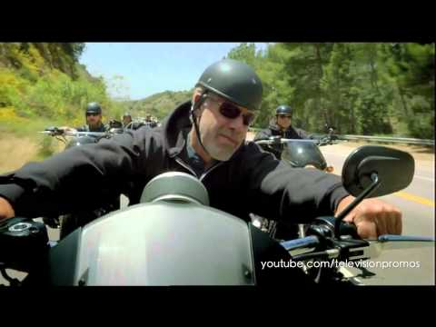 Sons of Anarchy Season 4 (Promo 'New Footage')