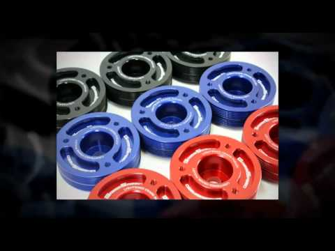 GrimmSpeed Crank Pulley Teaser