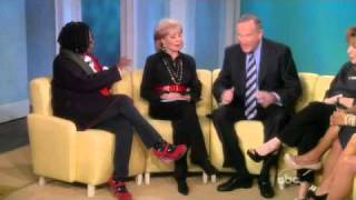 The View: Whoopi & Joy Behar Walk Off Stage During O'Reilly Interview