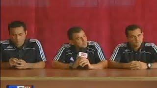 Tripleta Salvadoreña De Árbitros En Brasil 2014  Con Joel Chicas,William Torres M. Y Juan Zumba