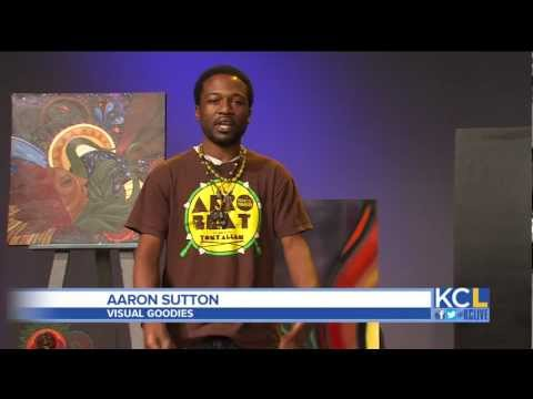Art Attack: Aaron Sutton Interview