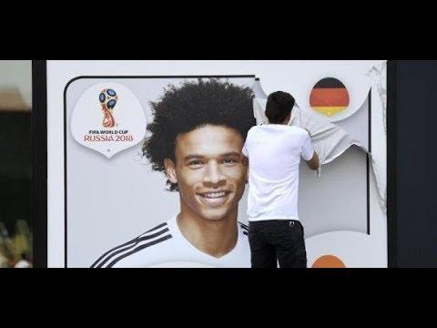WM-KADER: Entscheidung über Leroy Sané sorgt für Wirb ...