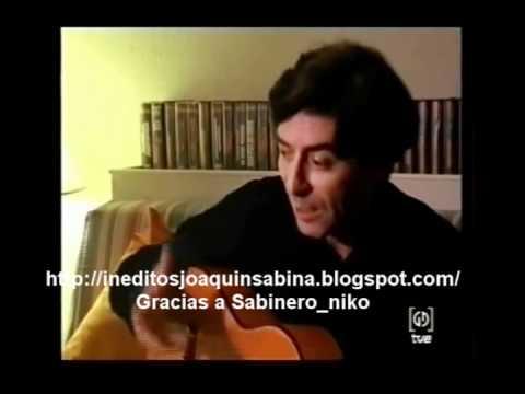 Joaquín Sabina - Documental el poeta fotógrafo