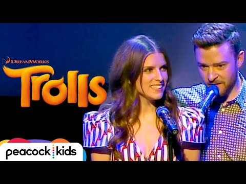 """Justin Timberlake and Anna Kendrick - """"True Colors"""" Live at Cannes [OFFICIAL] 