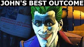 Video John Doe's Best Ending & Final Outcome - BATMAN Season 2 The Enemy Within Episode 5: Same Stitch MP3, 3GP, MP4, WEBM, AVI, FLV Oktober 2018
