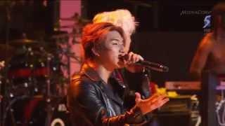 (2015) BIGBANG 新加坡慶祝新年音樂會 2015