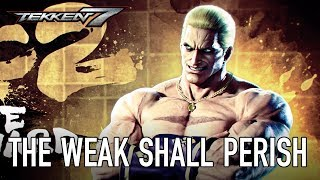 Watch the extended version of our Geese Howard reveal trailer. Tekken Project Director pays a visit to the SNK offices with a new project in mind... Welcome the newest guest character, coming this Winter in Tekken 7!Like us: https://www.facebook.com/tekkeneuFollow us: https://twitter.com/tekkenVisit us: https://www.bandainamcoent.eu