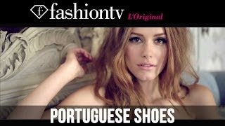 Portuguese Shoes Designed by the Future Photo Shoot | FashionTV