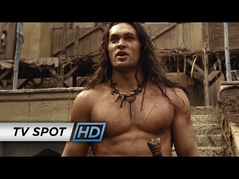 Conan the Barbarian TV Spot 'Out of the Ashes'