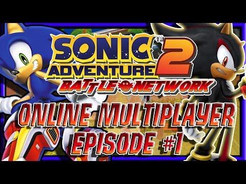 Sonic Adventure 2 Battle - Online Multiplayer: Episode #1