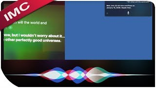 """Video I Asked Siri """"When The World Would End"""" And This Is What She Said.. MP3, 3GP, MP4, WEBM, AVI, FLV Januari 2019"""
