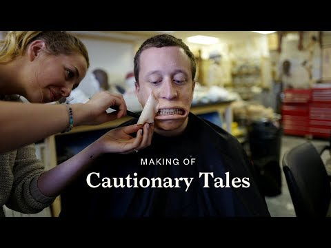 Cautionary Tales - Making Of
