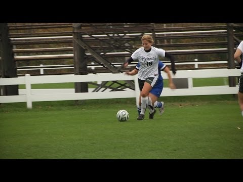 Panther Perspectives - Women's Soccer player and Nursing major Laura Davis