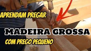 Aprendam pregar madeira grossa com prego pequeno.Conheça a fórmula do orçamento perfeito:clique aqui: https://goo.gl/bAHB3IPARCEIROS:SAMARTOP: https://smartop.ind.br/br/INOVE SUA OBRA: https://www.inovesuaobra.com.br/REBOTEC: http://www.rebotecbrasil.com.br/***NÃO ESQUEÇA DE SE INSCREVER***Inscreva-se aqui: https://goo.gl/XFSg0nPedreiros aprendam isso, pedreiros vejam isso, novidades na construção, construindo casas, como rebocar parede, jr construções.Fan Page: https://www.facebook.com/jrconstrucaoyoutube/http://jrcosntrucao.blogspot.com.br/p/fale-conosco.htmlFacebook: https://www.facebook.com/josias.rodrigues.3Blog: http://jrcosntrucao.blogspot.com.br/Contato comercial: Email. josias_pta@hotmail.comPARCEIROS:MACETES DA CONSTRUÇÃOhttps://goo.gl/pXbkiyJAIRO ACABAMENTO https://goo.gl/1vf7DtO PULO DO GATOhttps://goo.gl/VncNsl