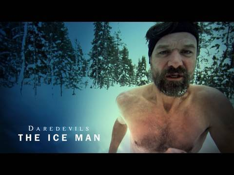 Daredevils The Iceman