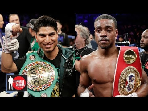 Mikey Garcia on bout with Errol Spence Jr: I didn't want an easy fight | Stephen A. Smith Show - Thời lượng: 9 phút, 46 giây.