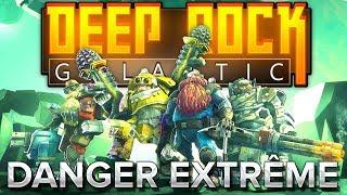 Deep Rock Galactic #6 : DANGER EXTRÊME