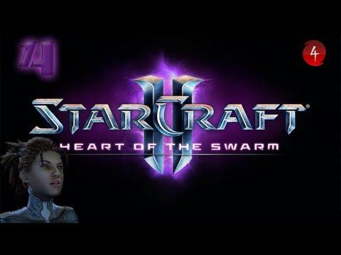 StarCraft 2 - Heart of the Swarm. Эксперт Часть 4. Ледяное безмолвие