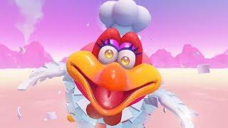 Super Mario Odyssey - Cookatiel! - Part 17