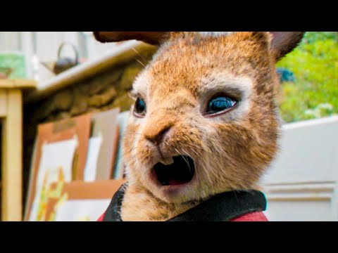 PETER RABBIT All BEST Movie Clips + Trailer (2018)