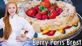 Berry Paris Brest by Tatyana's Everyday Food