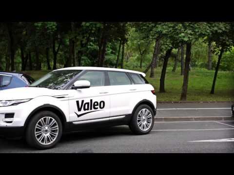 Valeo & Cisco für Autonomen Parkservice