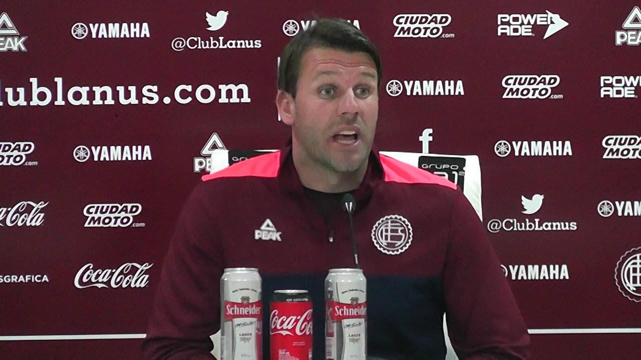 """Carboni: """"Mañana definiremos el equipo y el banco"""""""