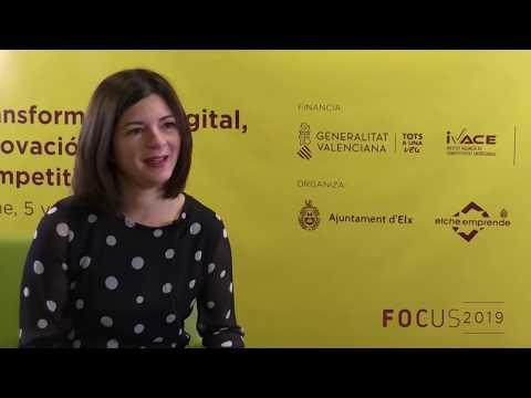 Elena Cortés de  REDIT en Focus Pyme CV 2019[;;;][;;;]