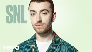 Video Sam Smith - Too Good At Goodbyes (Live on SNL) MP3, 3GP, MP4, WEBM, AVI, FLV Januari 2018
