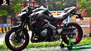 8. 2019 Kawasaki Z900 Taking Delivery #DinosVlogs