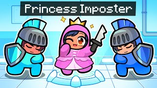 Aphmau is the PRINCESS IMPOSTER In Among Us!