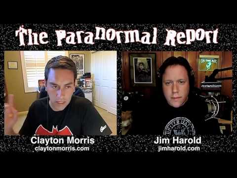 Sheilaaliens - Circa July 2011. The Paranormal Report with Clayton Morris: http://www.youtube.com/user/ClaytonMorris99.