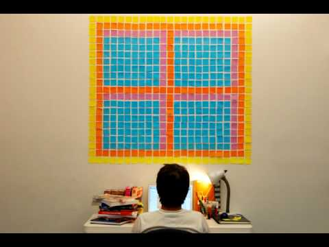 Post-It Stop-Motion