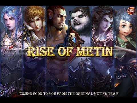 Rise Of Metin — Gameplay