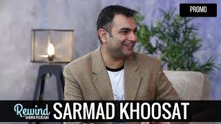 Sarmad Khoosat Shares Intimate Secrets on Rewind with Samina Peerzada | Humsafar | Manto | Promo
