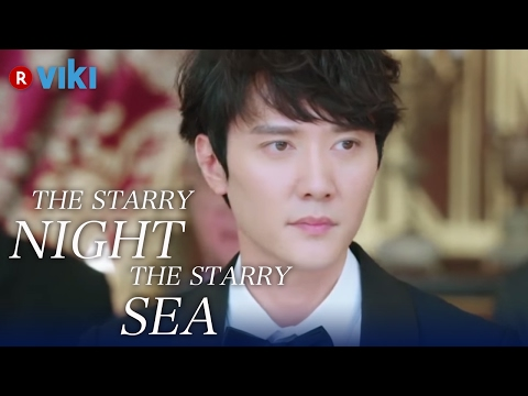 The Starry Night, The Starry Sea - EP 22 | Feng Shao Feng Declares His Love in English [Eng Sub]