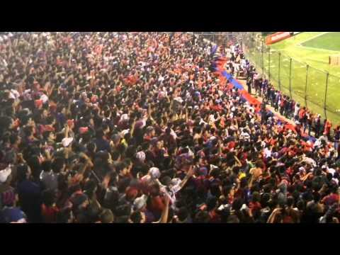 Yo vengo de barrio obrero - La mejor Hinchada del Paraguay (CERRO EN HD) 2011 - La Plaza y Comando - Cerro Porteño