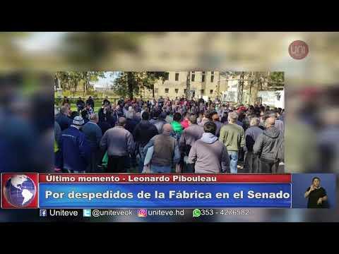 Fábrica Militar: Avanza en el Senado proyecto para reincorporar a trabajadores