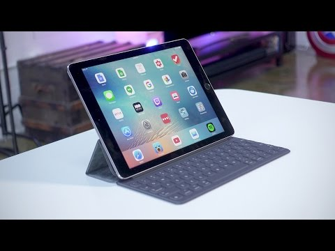 Can the iPad Pro 9.7