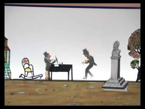 ''Ο ΚΑΡΑΓΚΙΟΖΗΣ ΓΡΑΜMΑΤΙΚΟΣ''-Θ.Σπυρόπουλος Full