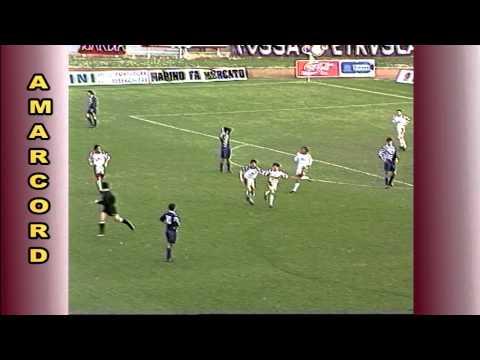 Amarcord / Cnd 95-96 / Arezzo-Chianciano 4-1
