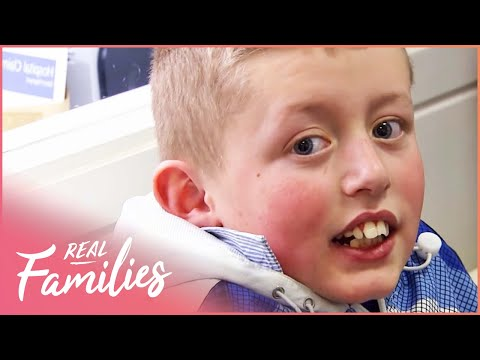 Boy Amazed With His Results After Surgery | Children's Hospital | Real Families with Foxy Games