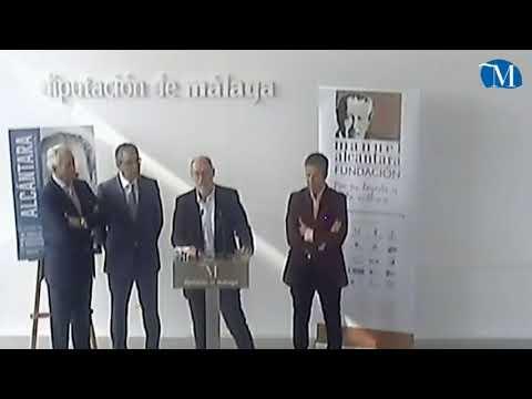 Presentación del VII Congreso Internacional de Periodismo de la Fundación Manuel Alcántara