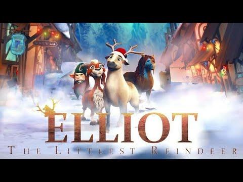 ELLIOT THE LITTLEST REINDEER FULL MOVIE IN HINDI | NEW ANIMATION MOVIE