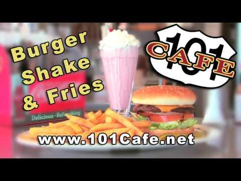 101 Cafe Brain Freeze