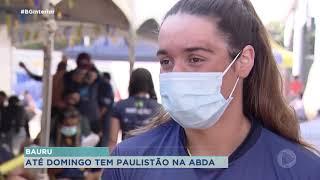 ABDA sedia campeonato Paulista de Natação de Inverno