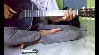 cinta di ujung jalan agnes monica guitar cover