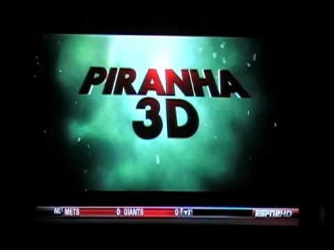 Piranha 3-D TV Spot