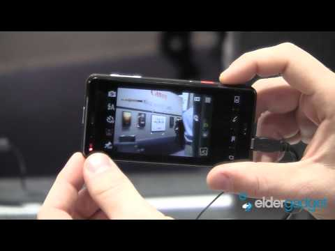 CES 2012 Video: Polaroid SC1630 Android Digital Camera