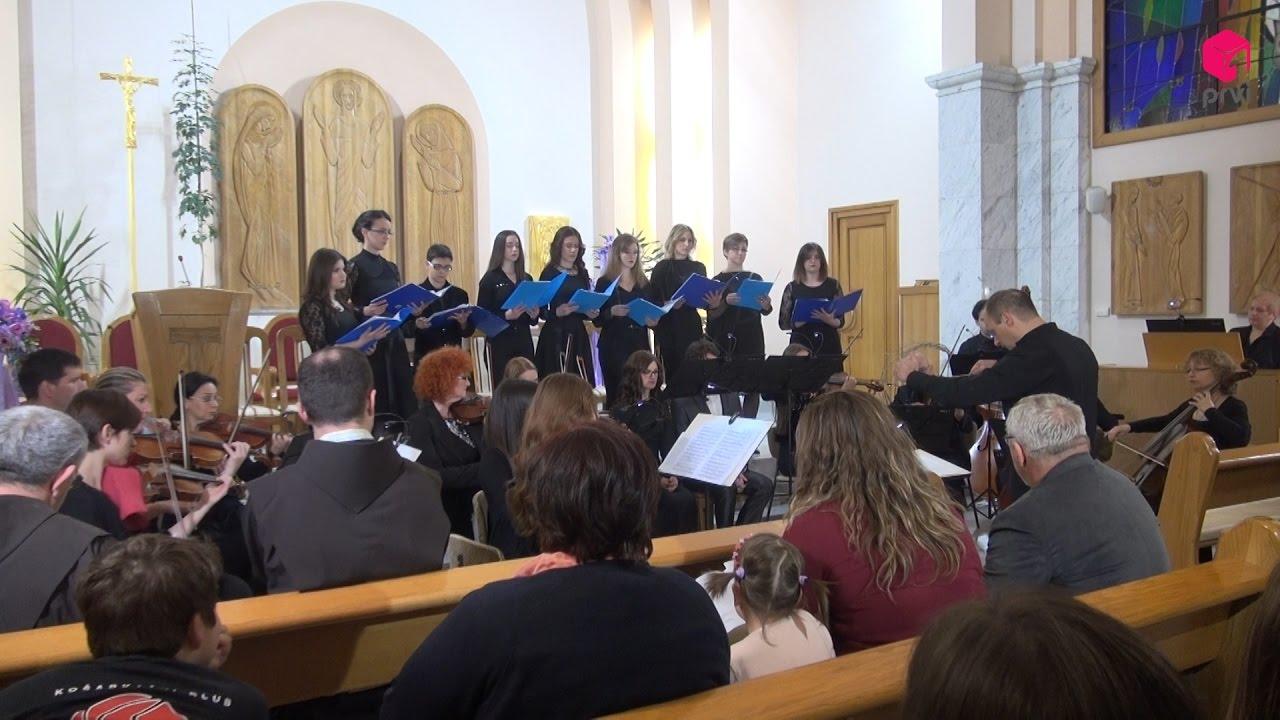 Koncert klasične glazbe u kapelici sv. Petra i Pavla u Mostaru